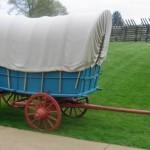 Pennyslvania (Conestoga,) wagon.