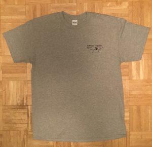 Shirt Gray Front